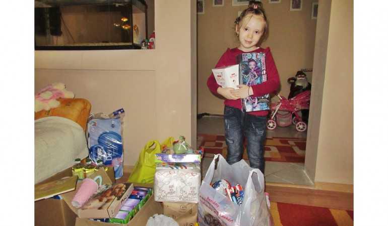 A hat éves leukémiával küzdő Tamaránál jártunk