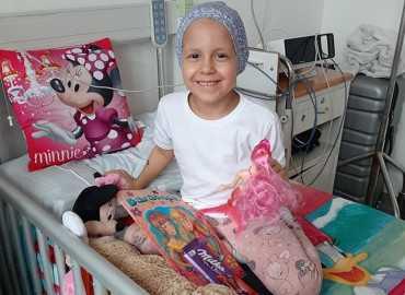 Panka 7 évesen daganattal küzd!