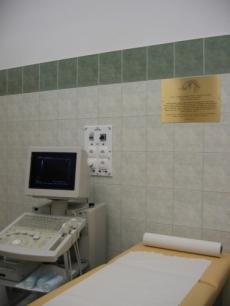 Hitachi EUB-525 ultrahang készülék átadása a DE OEC Gyermekgyógyászati Intézetben