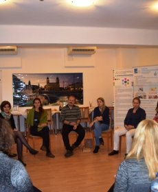 Kórházpedagógusok Egyesületének Őszi Konferenciája  14
