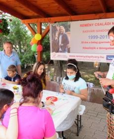 Húsz éve segít a Remény a Leukémiás Gyermekekért Alapítvány 33