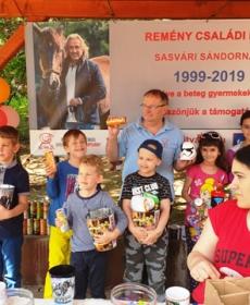 Húsz éve segít a Remény a Leukémiás Gyermekekért Alapítvány 42
