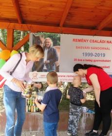 Húsz éve segít a Remény a Leukémiás Gyermekekért Alapítvány 7