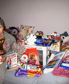 Karácsony előtt eljutottak az ajándékok a családokhoz és a centrumokba 2
