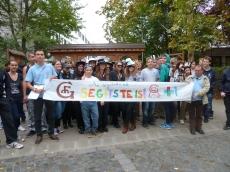 A Medgyessy Ferenc Gimnázium jótékonysággal egybekötött diák önkormányzati napja